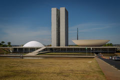 Miasta Brazylia, Brasilia, Brazylia kapitał - zdjęcia stock