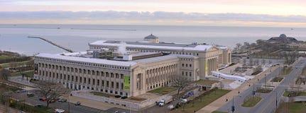Miasta chicagowski nabrzeże Zdjęcie Royalty Free
