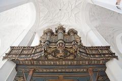 miasta Danzig sławny Gdansk Poland Fotografia Stock