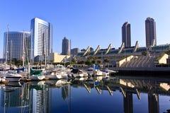 miasta Diego San linia horyzontu obrazy royalty free