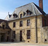 miasta du bramy Luxembourg palais Paris s Zdjęcia Stock