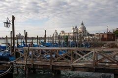 Miasta Europa, Wenecja w Włochy Obrazy Royalty Free