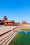miasta fatehpur ind stary sikri Fotografia Stock