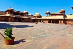 miasta fatehpur ind stary sikri Obraz Stock