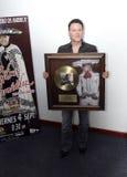 miasta Fernandez Mexico Pedro piosenkarz Obraz Stock