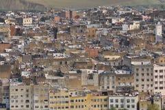 miasta fes fthe Morocco Zdjęcia Royalty Free
