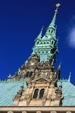 miasta Germany sala Hamburg Zdjęcie Stock