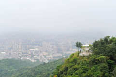 miasta Guangzhou krajobraz Obraz Royalty Free