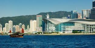 miasta Hong kong Fotografia Stock