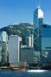 miasta Hong kong Obraz Stock