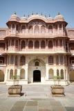 miasta ind Jaipur pałac zdjęcie royalty free
