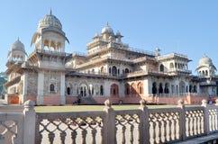 miasta Jaipur muzeum Zdjęcie Stock