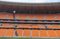 miasta Johannesburg piłka nożna obraz stock
