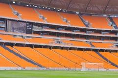 miasta Johannesburg piłka nożna obrazy royalty free