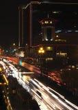 miasta Kansas plac Obrazy Stock