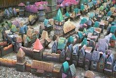 miasta kenigsberg miniatura stara Zdjęcia Stock