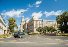 Miasta Mayor biuro na Wrześniu 22 wewnątrz Fotografia Royalty Free