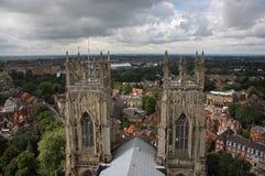 miasta ministra odgórny widok York Obraz Royalty Free