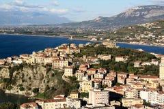 miasta morze zdjęcia stock