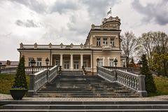 Miasta muzeum Druskininkai Lithuania Zdjęcie Stock