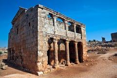 miasta nieżywy Syria obraz royalty free