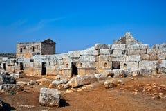 miasta nieżywy Syria zdjęcie royalty free