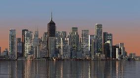 miasta pojęcie Zdjęcie Stock