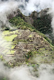 miasta przegrany machu Peru picchu Obraz Royalty Free