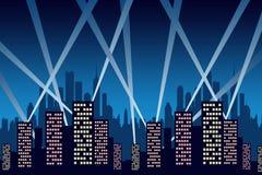 Miasta przyjęcie Obraz Stock