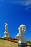 miasta sławny Lin moniang park Tainan obraz stock