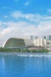 miasta Singapore linia horyzontu turystyka Obraz Royalty Free