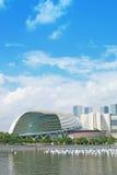 miasta Singapore linia horyzontu turystyka Obraz Stock