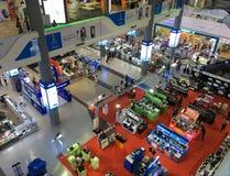 IT miasta sklep w Bangkok Zdjęcie Royalty Free