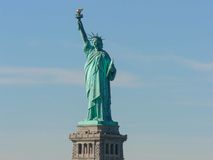 miasta swobody nowa statua York Obraz Royalty Free