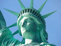 miasta swobody nowa statua York Obraz Stock