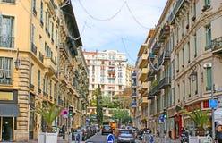 Miasta życie Zdjęcie Royalty Free