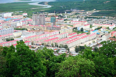 miasteczko Obraz Stock