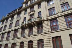 Miasteczko architektury miasta †‹â€ ‹ulicy Obrazy Stock