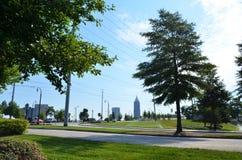 Miasteczko Atlanta Zdjęcie Royalty Free