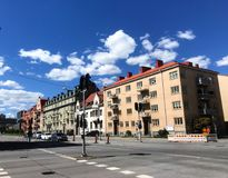 Miasto Ã-rebro 15 Zdjęcia Stock