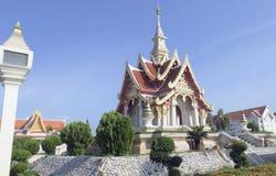 Miasto świątynia Zdjęcie Royalty Free