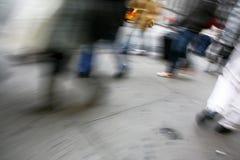 miasto abstrakcjonistyczny wizerunek zdjęcie stock