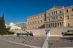 Miasto Ateny zdjęcie stock