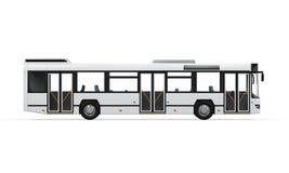 Miasto autobus  Zdjęcie Stock