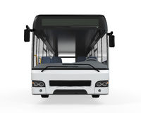 Miasto autobus  obrazy royalty free