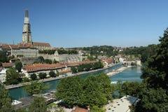 Miasto Bern | Kapitał Switserland Obraz Royalty Free