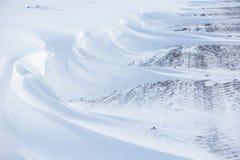 miasto blisko kolejowych drogowych połysk snow słońce zima drewno Dryfy, śnieg obraz stock