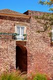 Miasto bramy budynek, Silves, Portugalia Fotografia Royalty Free