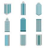 Miasto budynek Śródmieście krajobraz Fotografia Stock