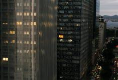Miasto budynek obrazy royalty free